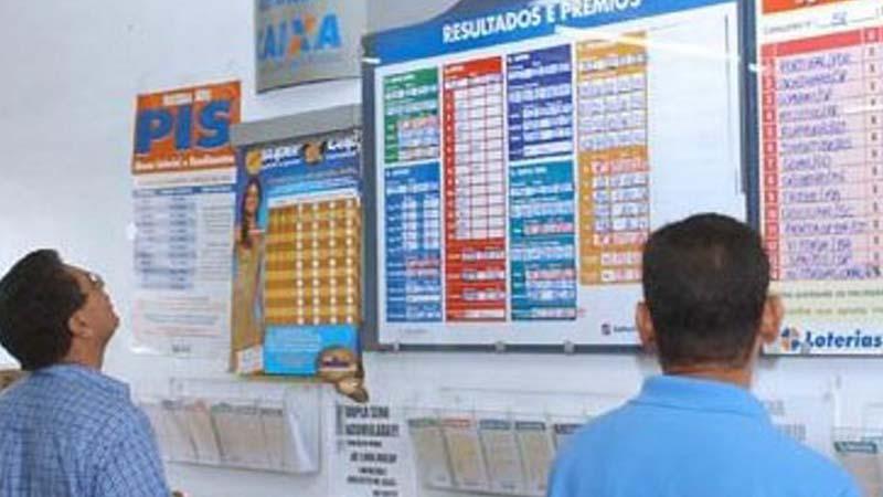 estoque de loterias