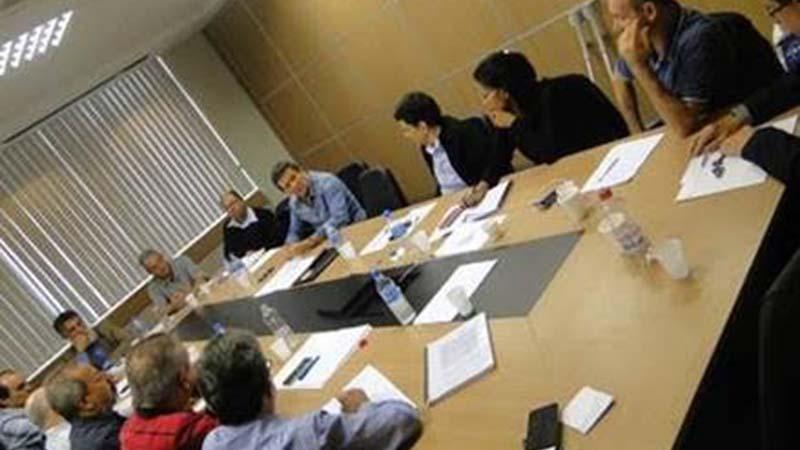 comissão do trabalho da FEBRALOT
