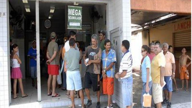 Padronização das casas lotéricas