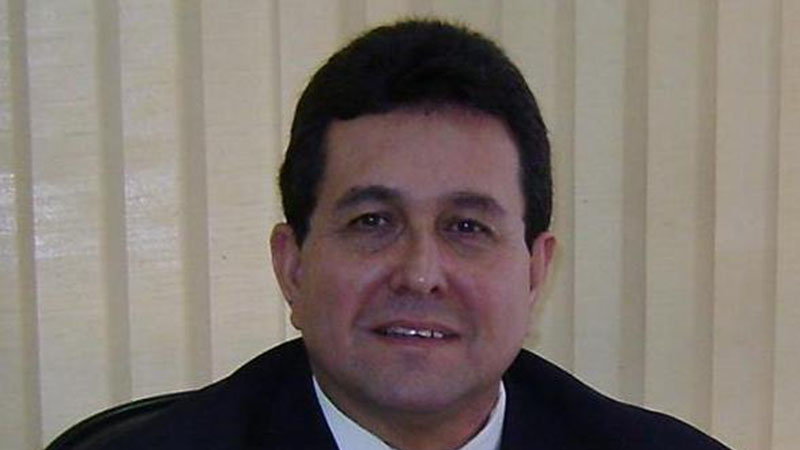 Presidente do SINCOEMG, Paulo Cesar