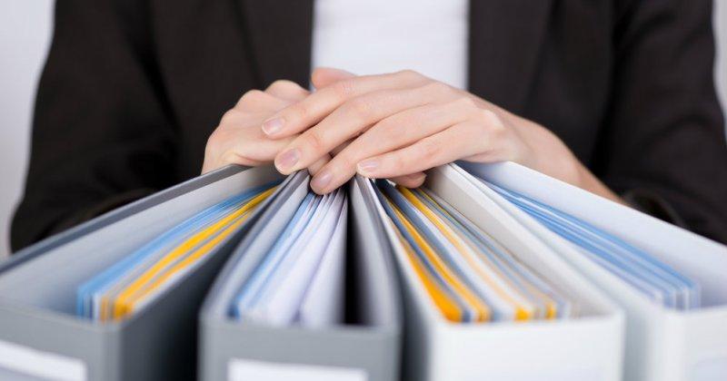 comprovação de documentos
