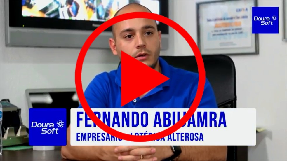 Fernando Abujamra da Lotérica Alterosa