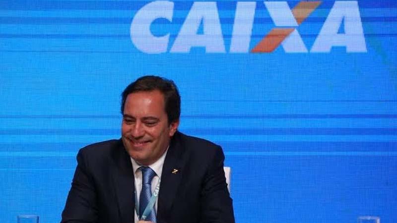 Presidente da Caixa - Pedro Guimarães