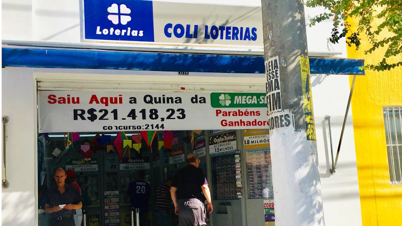 Coli Loterias