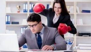 conflitos no ambiente de trabalho